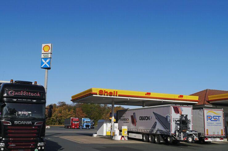 SVG Rasthof Truckstop Raststätte Elsinger Höhe Koch Essen Fahrer