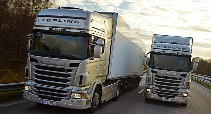 Scania, Euro 6