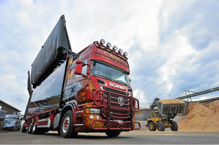 """Scania """"""""Hell Cat"""""""""""