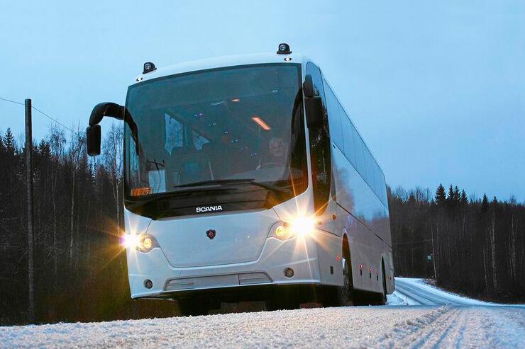 Scania, Licht