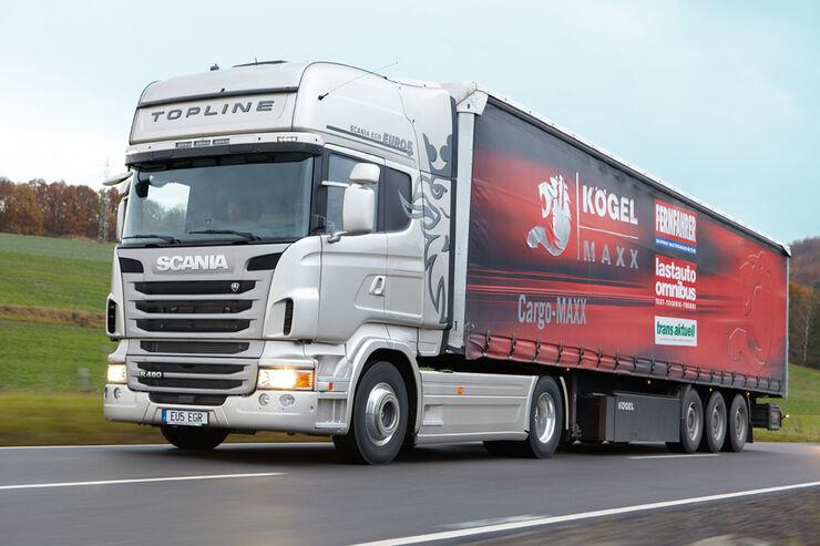 Scania Opticruise