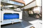 Scania P 280 LB gegen LB 110 Super, Kleine Stauräume, Bostrom-Schwingsitze