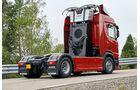 Scania R 450 4x2 Hybrid Pantograph Oberleitungs-Lkw O-Lkw