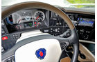 Scania R 620 von Jani Kivi, Cockpit