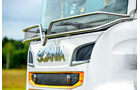 Scania R 620 von Jani Kivi, Scheibenschutz