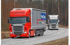 Scania R480 Euro 5 und Euro 6, Profi, Test, Topline