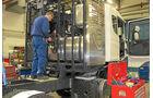 Scania R730 8x8 HET, Fahrbericht, Montage, Kühlturm