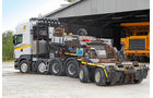 Scania R730 LA 8x4/4 HNB, Dolly, Beladung