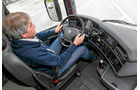 Scania R730 Topline, Fahrzeuge, Test, Strimline, Cockpit