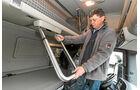 Scania R730 Topline, Fahrzeuge, Test, Strimline, Leiter