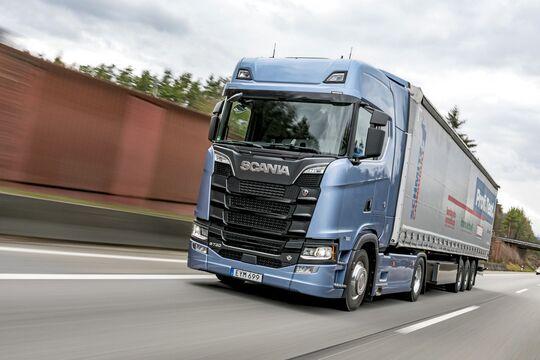 Scania S 730