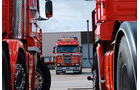 Scania-Sammlung in Orange, Verbeek