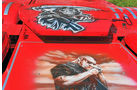 """Scania Weeda """"Sons Of Anarchy"""", Details, Scania, Supertruck"""