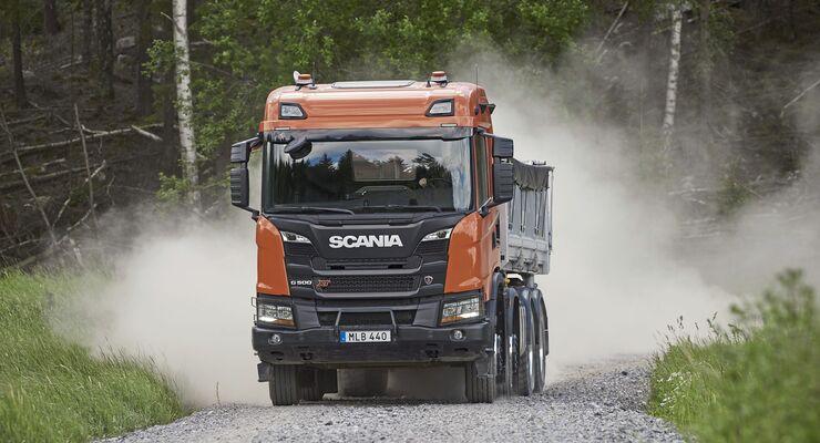 Scania XT 2017