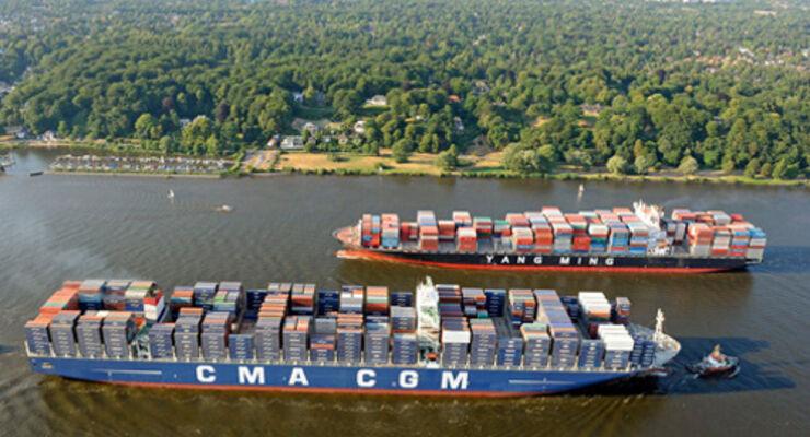 Schifffahrt: Preise steigen kräftig an