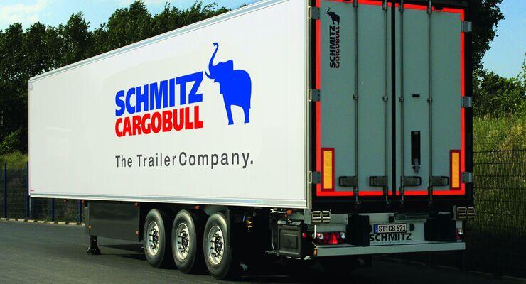 Schmitz Cargobull, Konturmarkierungen