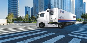Schmitz Cargobull Kühlmaschine
