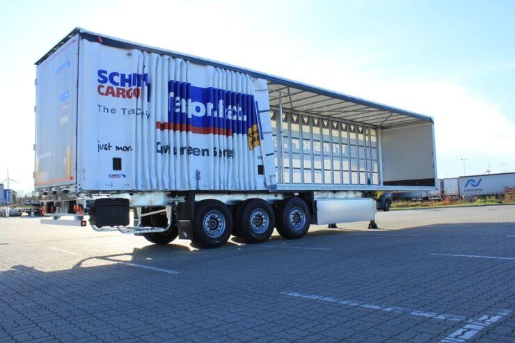 Schmitz Cargobull Speed Curtain