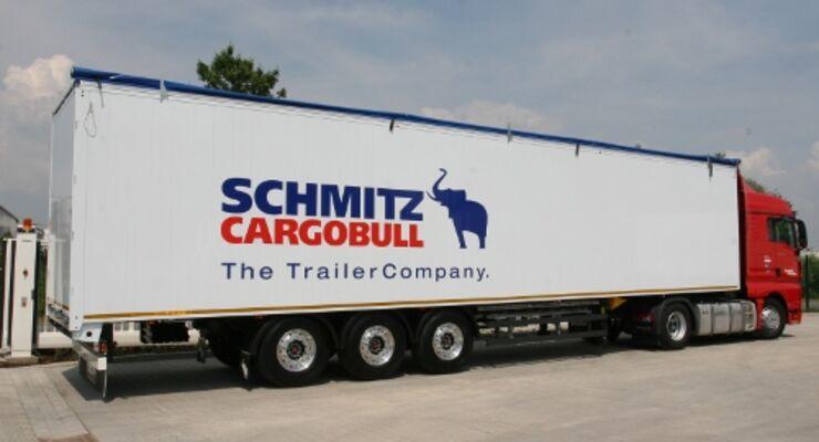 Schmitz Cargobull bietet Pannenschutz