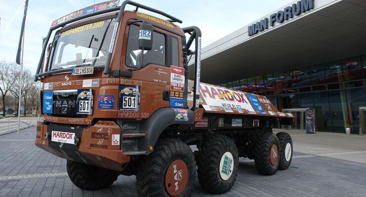 Schoch Truck in München