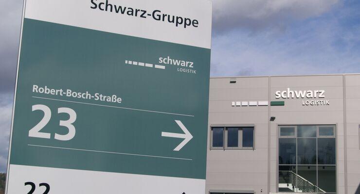 Schwarz Logistik Herbrechtingen Verwaltung
