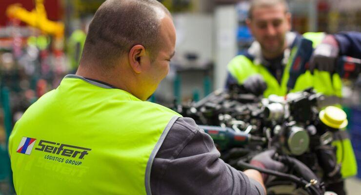 Seifert Logistics Group, Motoren, Logistikdienstleister, Ulm