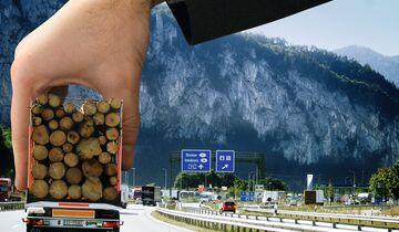 Sektorales Fahrverbot am Brenner in Tirol