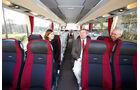 Setra S415 GT-HD, Sitzreihen