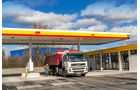 Shell Autohof Kehl, Tankstelle, Volvo