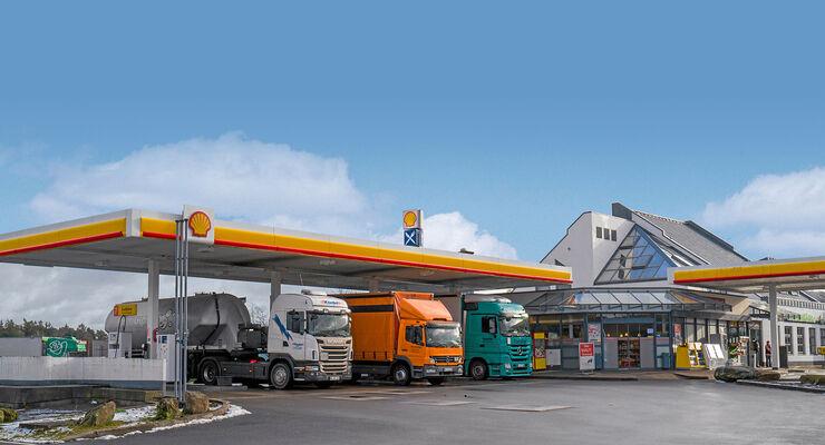 Shell Autohof Ramstein