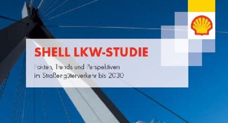 Shell stellt Lkw-Studie vor