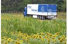 Sieger in Kategorie Trailer Koffer/Kühlaufbau: Krone, die von 40,3% der Teilnehmer eine Stimme bekamen, gefolgt von Schmitz Cargobull (39,2%) und Kögel (34,3%).
