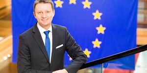 Siegfried Muresan im Europaparlament.