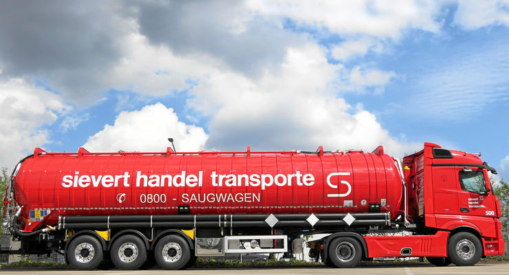 Sievert Handel Transporte
