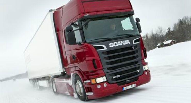 Stark, stärker, Scania - neuer R 730 erobert den Thron
