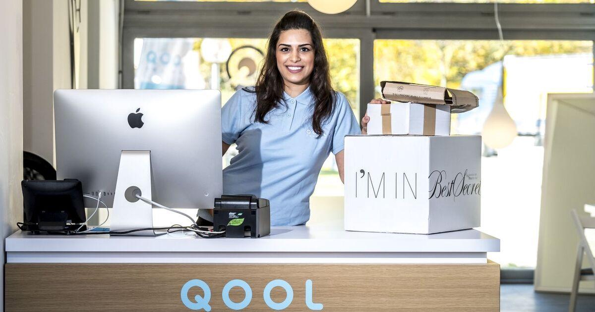 Letzte Meile: Qool collect unterhält Paket-Abholstationen