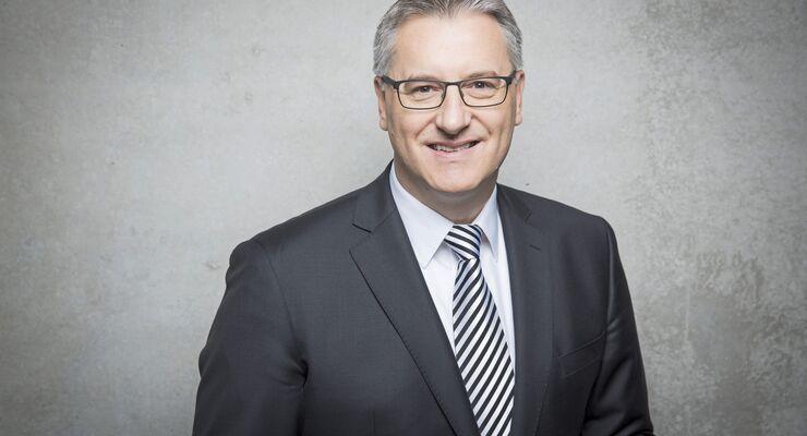 Stefan Kölbl, Vorstandsvorsitzender von DEKRA SE und DEKRA e.V.