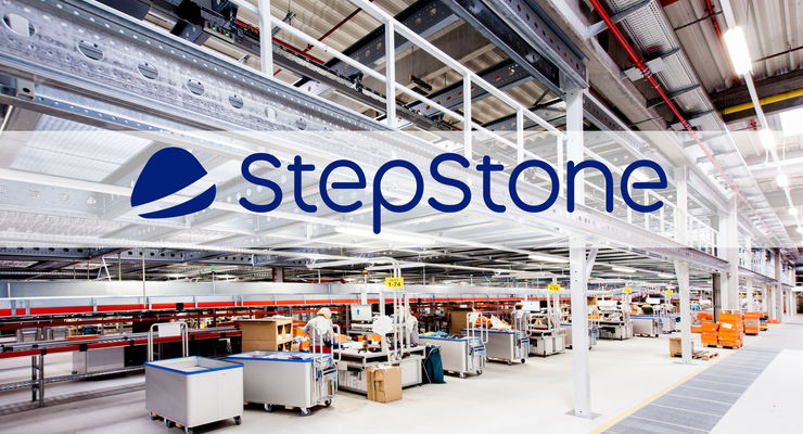 Stepstone, Logistik