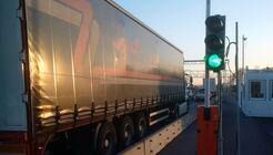 Straßen NRW, Waage, A40-Rheinbrücke