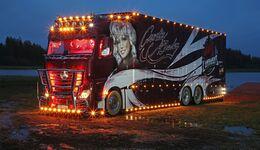 "Supertruck, FF 2/2020, ""Country-Roads"", Schweden."