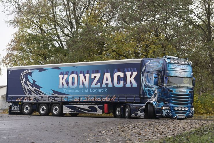 Supertruck Konzack