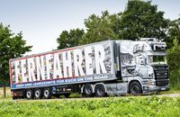 Supertruck-Scania R560 Breizh Thermo