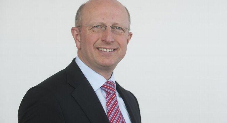 Sven Ennerst, Daimler Trucks Entwicklungschef, ab 1. August 2013