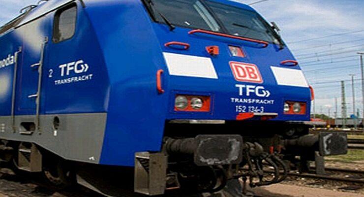 TFG überführt Leercontainer