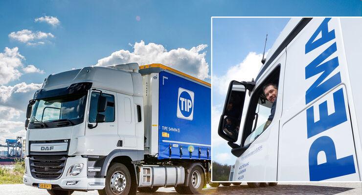TIP Trailer Services, TIP, Pema, Vermietung, Leasing