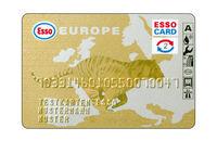 Tankkarte Esso Card