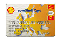 Tankkarte Euro Shell Service Card
