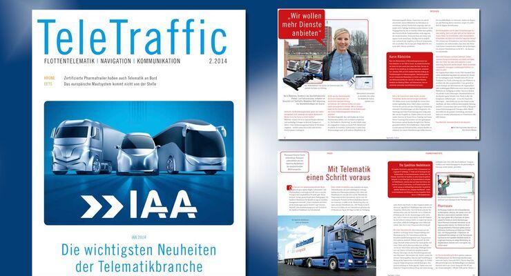 Telematik, Tele Traffic, Titel 2/2014