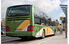 Test, MAN, Lion's Regio C, Linienbus, Überlandbus, Reisebus, Bushaltestelle, Haltestelle