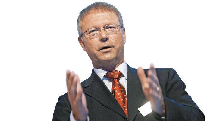 Thomas Vollmar, Geschäftsführer Carat